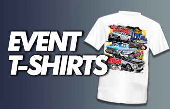 Get Your Truck Nationals Event T-Shirt NOW Via the Carlisle Store