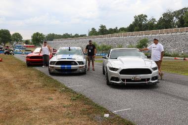Multi Round Exhaust Contest