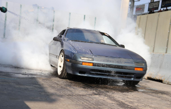 Burn 'Em Down with the Burnout Contest